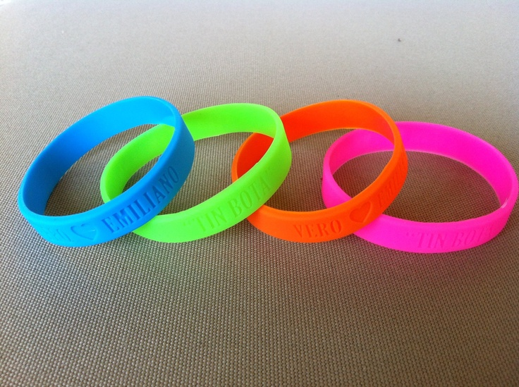 """TIN BOTA"" bracelet to help earthquake victims in Emilia Romagna"