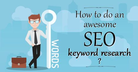 #Keywords are essential for the search results & their optimization is also necessary. If you are to start writing content for your new website, then you have to do some research on the right keywords for the content and about the products and services you are offering.
