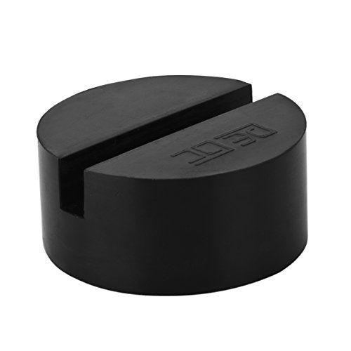 DEDC Jack Pad Universal Slotted Frame Rubber Jack Pad Medium Size
