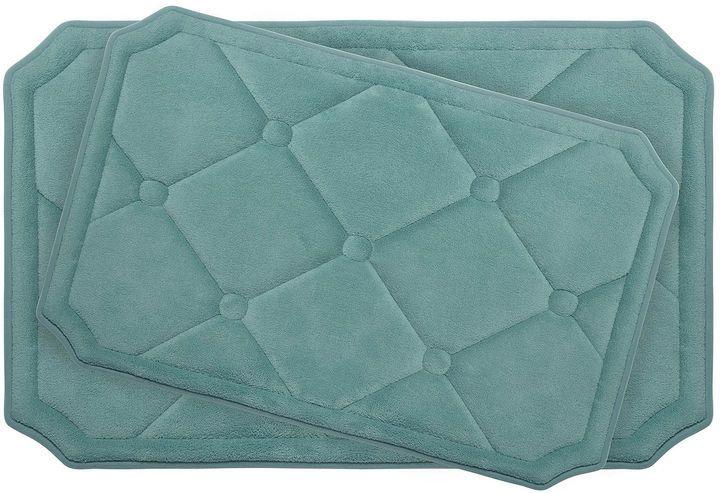 Asstd National Brand Bounce Comfort Gertie 2-pc. Memory Foam Bath Mat Set