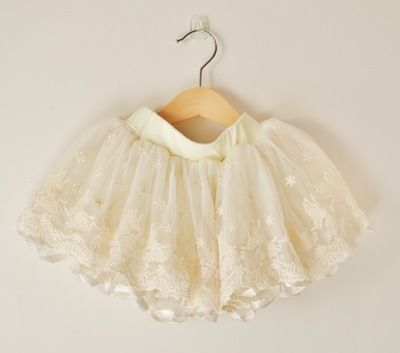 Lace Tutu Skirt