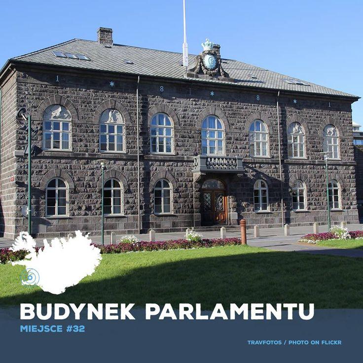 Budynek parlamentu za czasów rządów Danii był... więzieniem!  www.iceventure.pl Islandia #podróż #przygoda #wycieczka #trip #travel #igericeland #igdaily #travel #amazing #adventure #holiday #warszawa #łódź #wrocław #kraków #katowice #płock