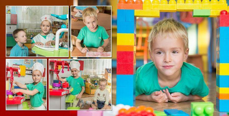 Выпускные Альбомы в Детских садах   36 фотографий