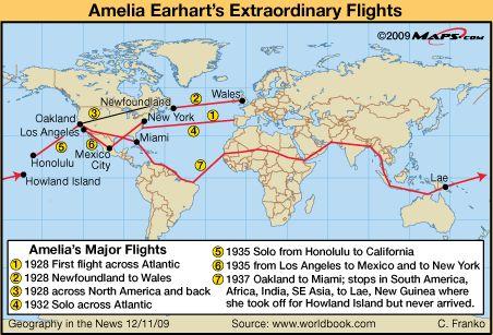 amelia earhart reading activities - Google Search