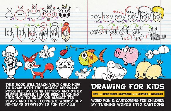 Drawing For Kids - Learn To Draw | Free Kids Books