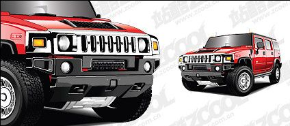 hummer vehicle material
