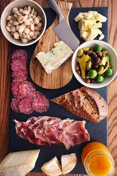 Tiffany Jones Interiors : The Love of Entertaining :: The Art of a Charcuterie & Cheese plate