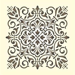 die besten 17 ideen zu ornament schablone auf pinterest stencilschablonen schablonen und. Black Bedroom Furniture Sets. Home Design Ideas