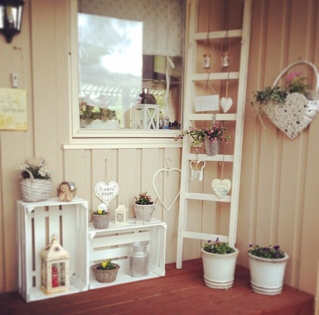 Cute decoration for the shed/possible outhouse when you're ...