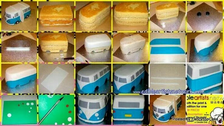 How to VW bus