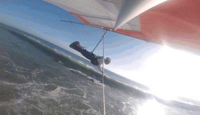 Olah Raga  (Sport): Layang Gantung / Terbang layang / Gontole dalam PO...