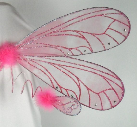 Fairy Wings for the Walk - All proceeds go to support Breast Cancer 3 Day Walk