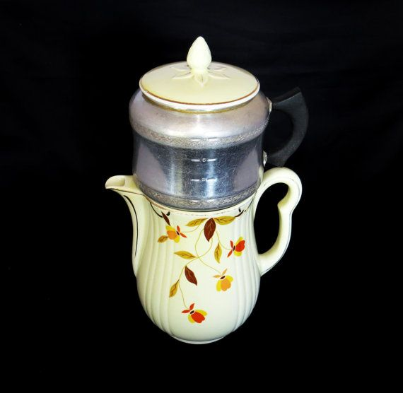 Vintage Hallu0027s China Jewel Tea AUTUMN LEAF By Rescuedbykathleen