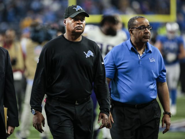 Jim Caldwell fired after 4 seasons as Lions coach