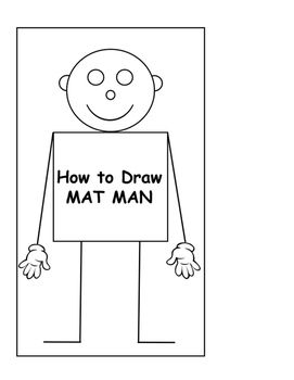 How to Draw Mat Man