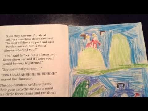 The Cowardly Dinosaur - YouTube