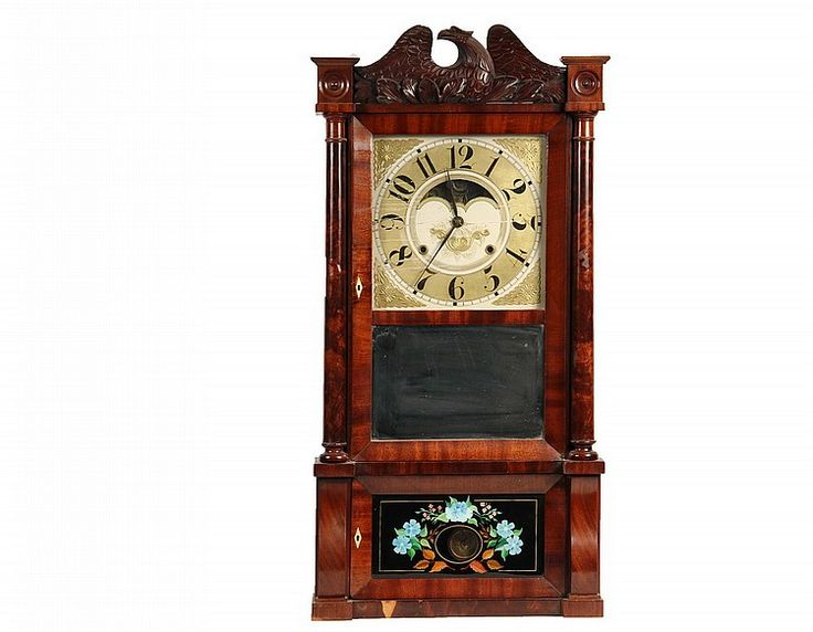 195 Best Images About Antique Clocks And Barometers On