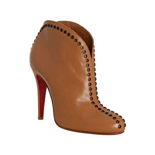 Catch Me 100mm Leather Ankle Boots Camel cheap louboutin shoeslouboutin lipstick s Free and Fast Shipping