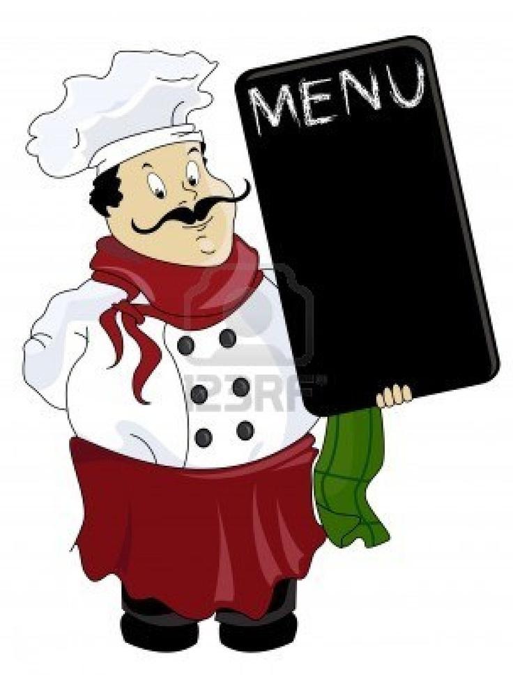 italian chef clipart free - Google Search