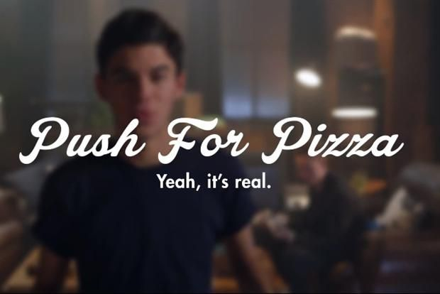 #StartupStory #7: One #ondemand #startup, which is all about simplifying the #mealdelivery experience, is @Push for Pizza. It's elementary way of ordering a pizza in only couple of steps is commendable. Started by 5 genius teenagers, this #iOSapp is definitely available on everyone's #iPhone who is running away from mind-boggling options.  #ExclusiveInterview with @Cyrus Summerlin, co-founder of #PushforPizza.