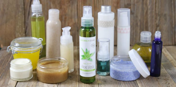 Gel natif d'Aloe Vera BIO   - Aroma-Zone
