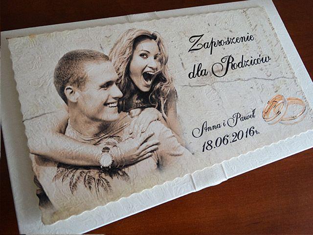 ślub - dla rodziców w pudełku - DoDomi Mała Poligrafia