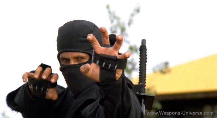 Ninja Shuko Hand Bands