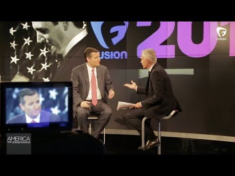 BOOM! Ted Cruz SCHOOLS Jorge Ramos On Illegal Immigration And The RULE OF LAW