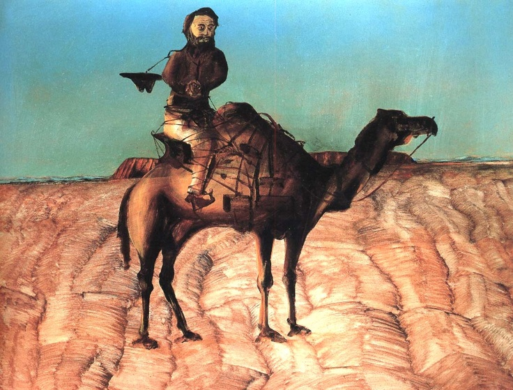 Sidney Nolan - Burke and Wills Expedition