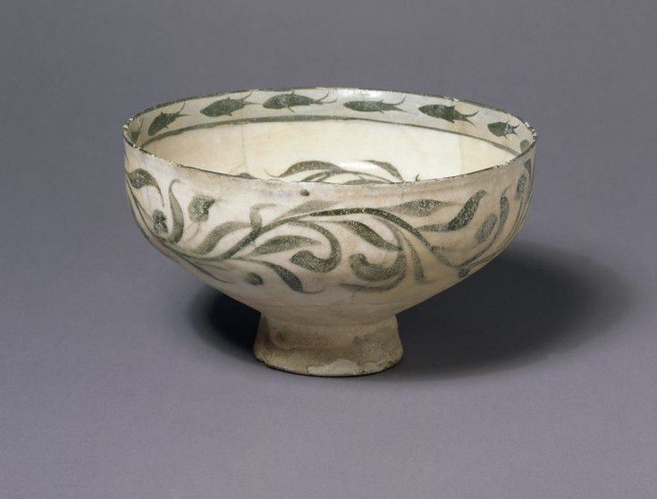 Bowl | Kashan, Iran (probably, made)  Date: 1200-1220 (made)