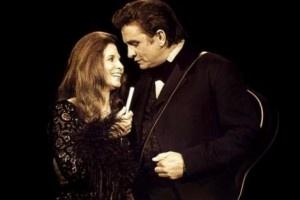 Johnny Cash and June Carter - A Testa In Giù
