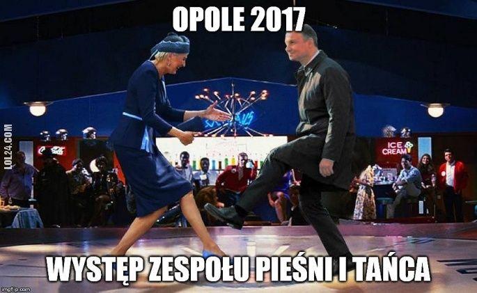 OPOLE 2017 - WYSTĘP ZESPOŁU PIEŚNI I TAŃCA #Opole #2017