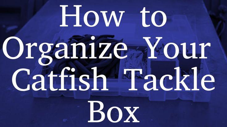 Catfish Tackle Box