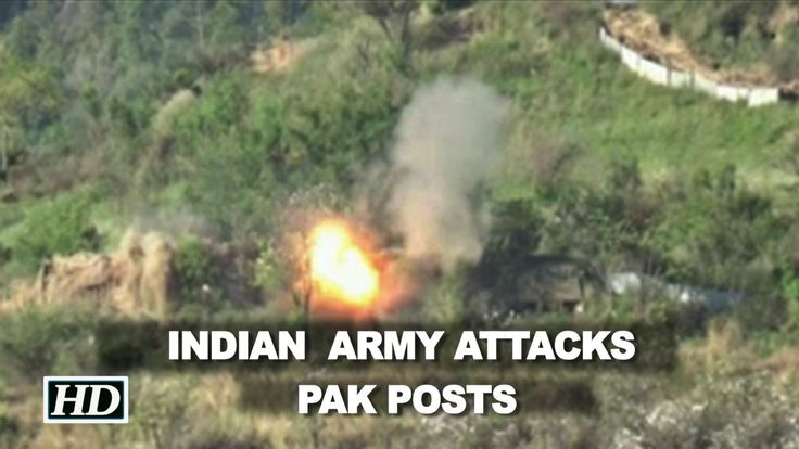 Live Update: The #IndianArmy on Tuesday claimed to have decimated several #Pakistanimilitary.  #News #LatestNews #PunitiveAssault #BorderMilitant