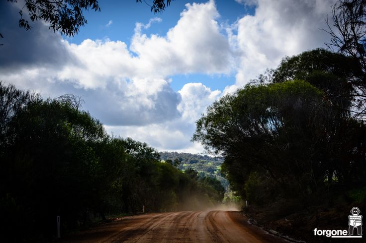 The Road Travelled...  Photo taken by Steven North, 2015
