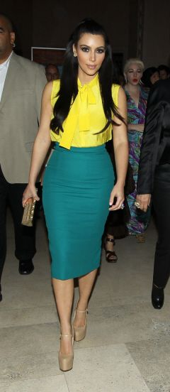 6 STYLE TIPS PLUS SIZE WOMEN CAN LEARN FROM KIM KARDASHIAN   STYLISH CURVES