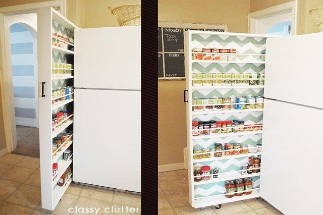 Storage Hacks for a Closet Deprived Apartment in 2020 ...