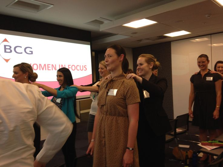 2014 - BCG Women In Focus - Health and Wealth Session