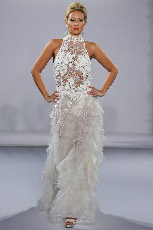 Cymbeline wedding dress - Gaya - Front