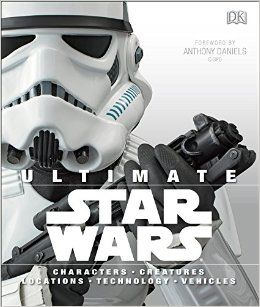 Ultimate Star Wars Hardcover – April 28, 2015 by Ryder Windham (Author), Adam Bray (Author), Daniel Wallace (Author), Tricia Barr (Author), & 1 more 71 customer reviews Disc: Affiliate Link