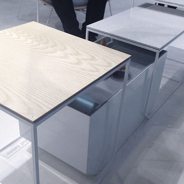 Induplo table - Foraform - design Scenario / Silje Brænde and Nichlas Hvesser