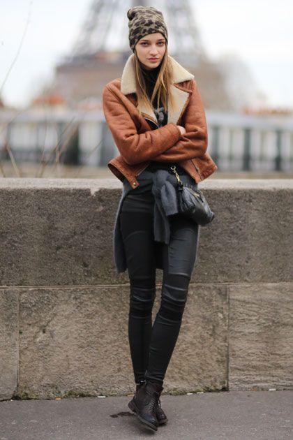 Paris Fashion Week Street Style Fall/Winter 2014