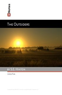 best the outsiders images the outsiders novels the outsiders enotes lesson plan content