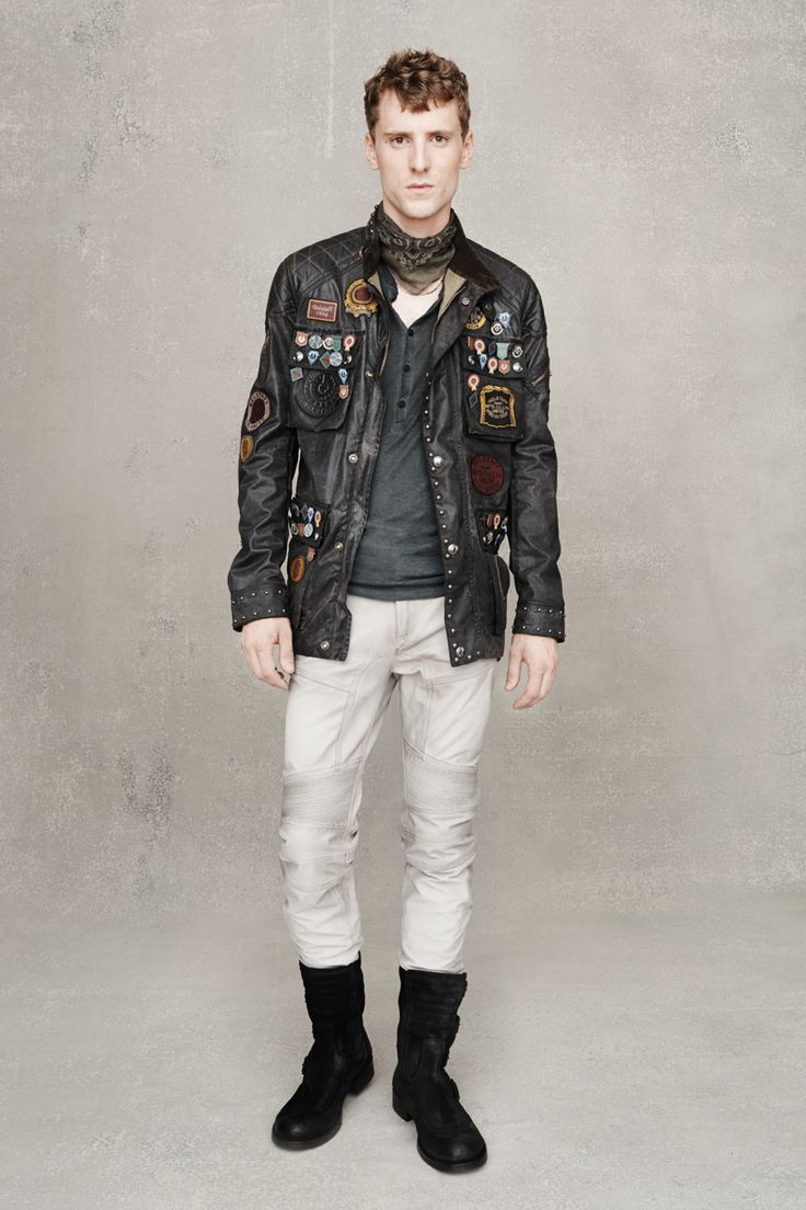 11 Best Der Sportive Look Images On Pinterest Style Closet And Usb Charging Electrical Outlet Whitetr7740wk The Home Depot Belstaff Men 2015 Spring Summer