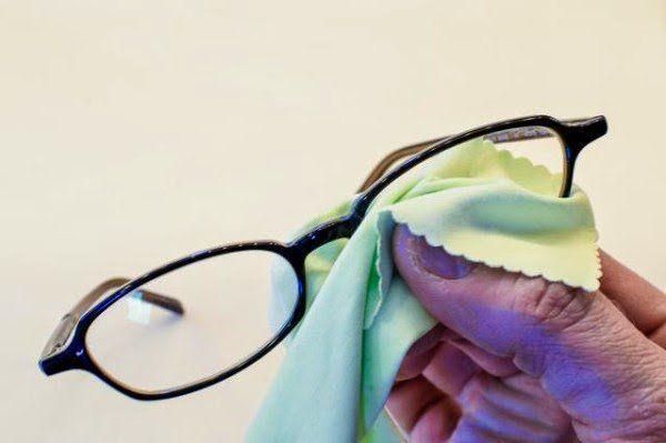 Pon Esto Sobre Tus Gafas O Lentes Y Borra Los Rayones Inmediatamente Como Limpiar Lentes Lentes De Policarbonato Lentes