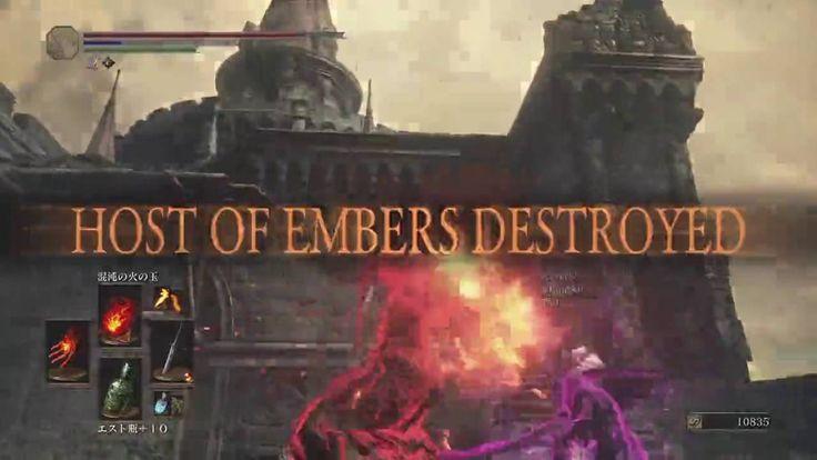 【ダークソウル3】 呪術で侵入戦 part9 Dark souls 3 pvp pyromancer