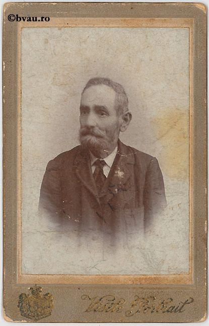 """I. Ungar, 1904. Imagine din colecțiile Bibliotecii """"V.A. Urechia"""" Galați."""