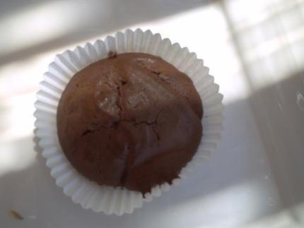 recette muffin fondant au chocolat
