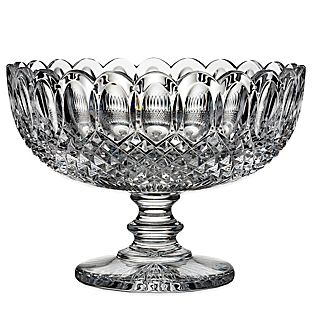 image of House of Waterford® Georgian Windows 8-Inch Lead Crystal Centerpiece