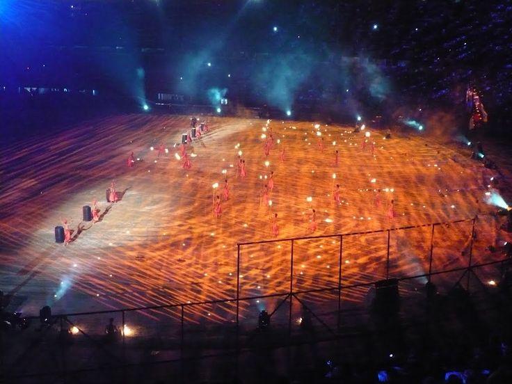 inauguracion juegos suramericanos medellin 2010